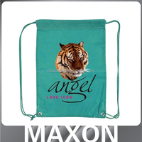 China manufacturer offer low price 170t 190t polyester tote bespoke logo bag for study