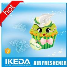 paper cardboard m&m's air freshener