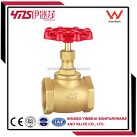 Factory Price steam stop valve assembly drawing/test globe valve stop valve gearbox operated