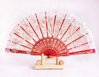 Wholesale Newest High Quality Customize Chinese Style Promotional Gift Decoration Wing Chun Dance Fan