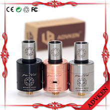 Plume Veil atomizer ss black copper