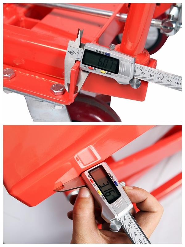 Mini Hydraulic Scissor Lift : Small mechanical lifting mechanisms hydraulic scissor mini