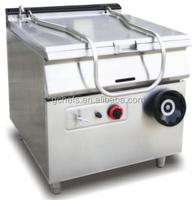 Electric Tilting Braising Pan / Boiling Pan / Frying Pan