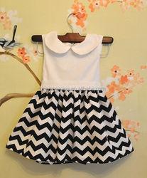 2014 The cheapest New chevron pillowcase dress girls dress patterns girls cute pink dress