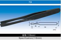 ST series good quality bending tine tweezers