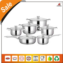 new products stainless steel professional cookware