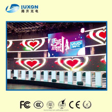 stage rental led curtain advertising screen hanging indoor rental led display screen