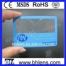 acrylic lenses material portable magnifier