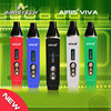 Shenzhen dry herb wax vaporizer herb pen in Airistech, AIRIS VIVA dry herb atomizer pen, e cig vapor pen oem vaporizer