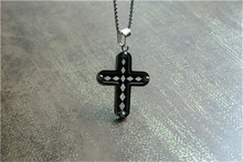 Alibaba supplier Stainless steel little charms for men,cross pendant wholesale cross pendant bulk sale jewelry hot sale US