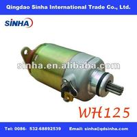 WH125 motorcycle starter