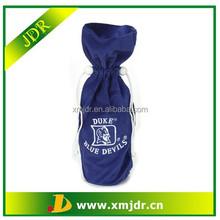 Wholesale Velvet Wine Bottle Drawstring Bag