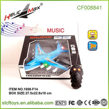 2015 Kids' Christmas Gift Cheapest RC Plane with Sound for Sale