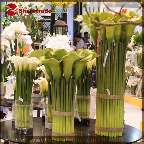 de moda de alta moda de plstico alto claro centros jarrones cilindro para decoracin de