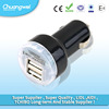 Mini Car Charger Adaptor Dual USB 2-Port For Cell Phone 4 4S 5 5S 6 6Plus iPod
