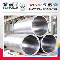 large diameter heavy wall p9 material alloy steel seamless pipe stainless steel tube for sale