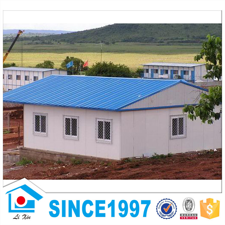 India cheap low cost prefabricated container warehouse for Panel homes prices