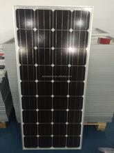 150watt solar panel monocrystalline made in china cheap price per watt