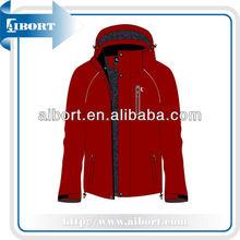 Hombres ropa de deporte deinvierno chaqueta softshell( ssq- 1)