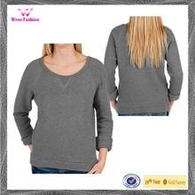 100% Cotton Fleece Plus Size Funny Sweatshirt