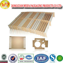2015 popular soap carton paper card packaging/corrugated paper accessories packaging box