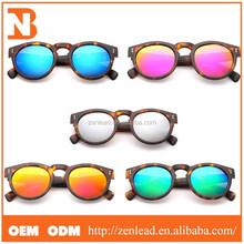 2015 Brazil Hot Selling Retro Colorful Lenses Women's Sunglasses