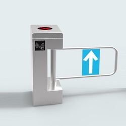 Nordstrom upright Swing barrier gate