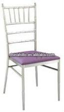 hotel metal chiavari wedding chair XL-H0605