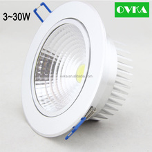 Adjustable LED Downlight 10W Recessed LED Downlight