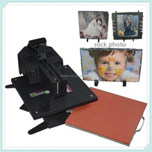 Swing-Away heat press sublimation for phone case/ Tshirt machine