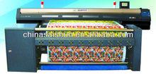 roll to toll digital 1.8m fabric printer