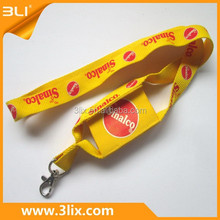 Custom Polyester Material phone holder lanyard