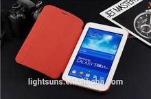 caliente teléfono inteligente de accesorios cajas de la tableta de samsung t330