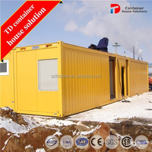 Prefab shipping container office building