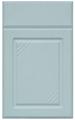Raised cozinha painel gabinete portas, mdf filme de pvc porta do armário