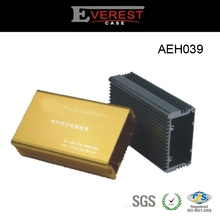aluminum enclosure manufactures electronic diy aluminum project box for electrical