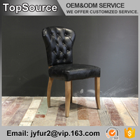 Mexican Restaurant Furniture Elegant Wooden Legs Dining Room Chair