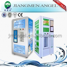Gold supplier automatic ro drinking water vending machine/coin operated vending machine for sale