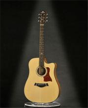 Guitare acoustique guitare Dreadnought guitare acoustique D2CE Natural Satin Fishman ramassage