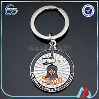 custom metal promotional key chain