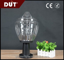E27 PMMA Acrylic outdoor new model style garden light