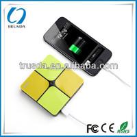 2015 5V 2A external battery pack mobile power bank