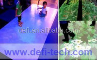defi interactive floor software and IR camera for children nanjing supplier