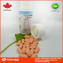 high quality oem vitamins and minerals