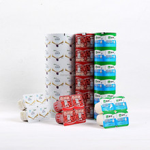 JC CPP milk laminated plastic packaging film,cups/bowls heat sealing cover