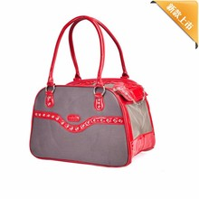 Cheap Dog Carrier Handbag Pet Bag for Travel Outdoor Hard Cat Carrier Bag