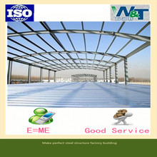 Make perfect steel structure factory building