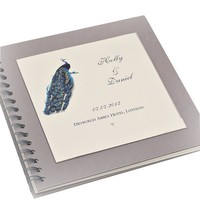 wholesale wedding guest photo book print