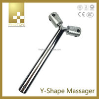 New Products V-face face magnetic roller massage Home Use Face Roller