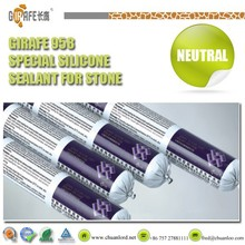 hot sale 590ml mable silicone sealant